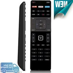 US Smart TV Remote Control XRT122 for Vizio TV w Netflix iHe