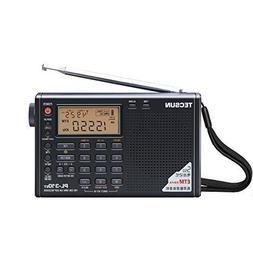 Tecsun Pl-360 Digital PLL Portable Am/fm Shortwave Radio wit