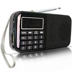 PRUNUS Portable Large Battery Capacity  for Long Playing Tim