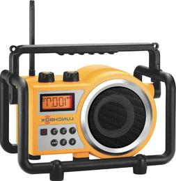 Sangean Portable Water Resistant Ultra Rugged AM/FM Radio Re