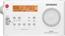 Sangean PR-D7 AM/FM Digital Radio