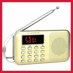 PR11 AM FM Radio Portable Rechargeable Transistor Radios SMA