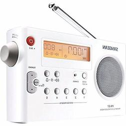 Sangean Prd-7 Digital Am/Fm Portable Radio