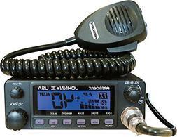 President Johnny III USA 40 Channel CB Radio 12 or 24V!