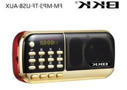 RADIO Am/fm bluetooth usb portable  TF card