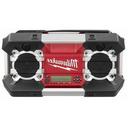Milwaukee Radio 2790-20 12V-28Volt iPhone iPod Ready, FREE S