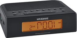 Sangean RCR-5BK Digital AM/FM Clock Radio
