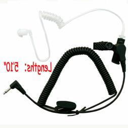 Receive Earpiece For Motorola Radio Mic XTS1500 APX4000 APX6