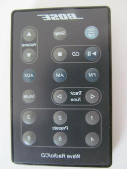 Remote control for Bose Wave Radio CD Player AWRC1P- AWRC1G