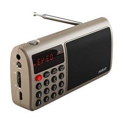 Contifan Rolton T50 Portable World Band FM/MW/SW Stereo Radi