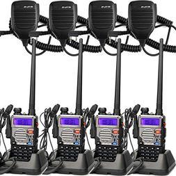 Retevis RT-5RV Two Way Radios 5W 128CH Dual Band Dual Freque