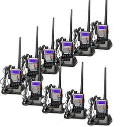 Retevis RT-5RV 2 Way Radio Handheld Transceiver 5W 128CH VHF