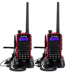 Retevis RT29 2 Way Radios 10W Walkie Talkies Long Range 3200