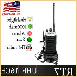 Retevis RT7 Walkie-Talkie UHF 400-470MHz FRSTOT16CH 5W FM VO