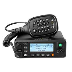 Retevis RT90 Mobile Two Way Radio Dual Band 136-174MHz/400-4