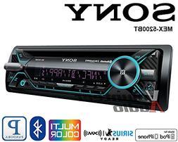 Volunteer Audio Sony MEX-N5200BT Car Stereo Single Din Radio