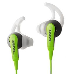 Bose SoundSport In-Ear Headphones for iOS Models, Green