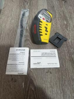 Sony Sports Walkman SRF-M75PM AM/FM Radio w Instructions