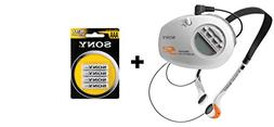 Sony SRF-M85W S2 Sports Walkman Digital Tuning Weather/AM/FM