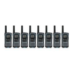 Motorola T200 2-Way Radio walkie talkies w/ Up To 20 Mile Ra