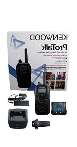 Kenwood TK-3230 ProTalk XLS Portable UHF Business Two-Way Ra