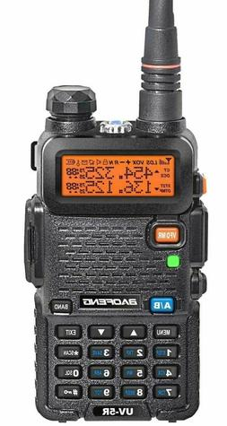 Two Way Radio Scanner Transceiver Handheld Police Fire Porta
