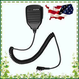 2Pin Speaker Mic for Baofeng UV5R 888S Kenwood Retevis H777