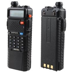 Baofeng UV-5R Dual Band UHF/VHF Radio Transceiver W/Upgrade