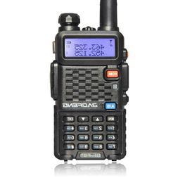 Baofeng UV-5R PLUS VHF/UHF Ham Two-way Radio + Original Spea