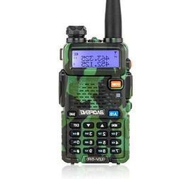 Baofeng UV-5R Two Way Ham Radio V/UHF Dual Band Walkie Talki