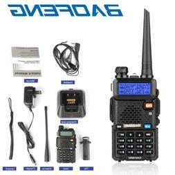 Baofeng UV-5R UHF VHF Dual Band Two Way Ham Radio Walkie Tal