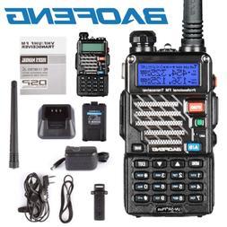 Baofeng UV-5R VHF UHF Dual-Band FM Ham 5W Portable Two-way R