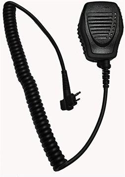 Voxtronix TW-400I Waterproof IP68 Submersible Speaker Mic fo