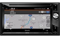 """Jensen VX7023-6.2"""" Screen, Navigation DVD A/V Receiver,USB,B"""