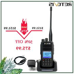 Walkie Talkies Retevis RT3S DMR Digital/Analog Handheld Radi