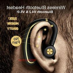 Wireless Bluetooth 5.0 Headset Stereo Headphone Earphone Spo