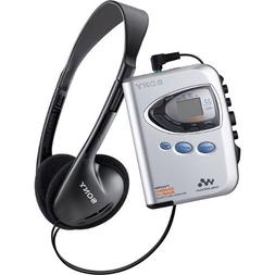 Sony WM-FX290W Walkman AM/FM/Weather Radio and Cassette Play