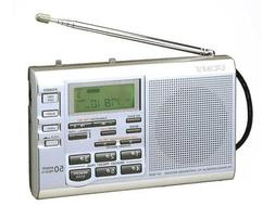 SONY World Band Receiver Radio ICF-SW35 | 50 Preset Memory