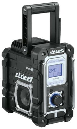 Makita XRM06B 18V LXT Lithium-Ion Cordless Bluetooth Job Sit